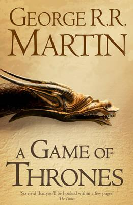 A Game of Thrones Book 1: A Song of Ice and Fire