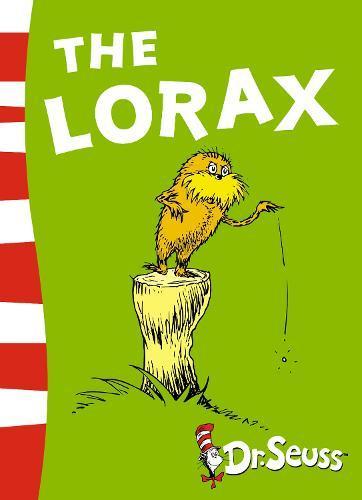 The Lorax: YellowBackBook