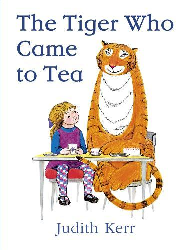 The Tiger Who CametoTea