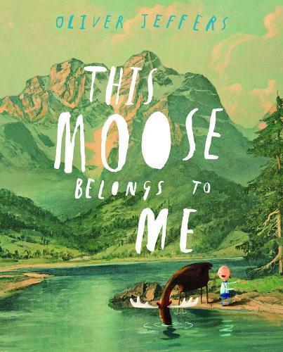 This Moose BelongstoMe