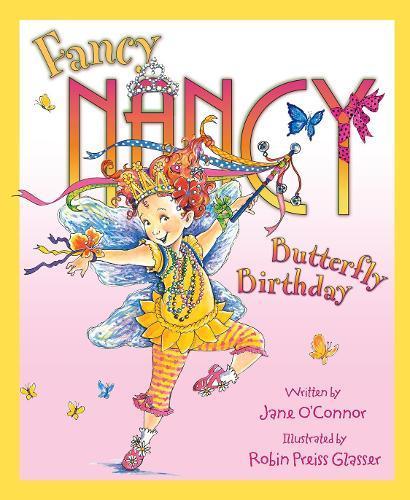 Fancy Nancy and theButterflyBirthday