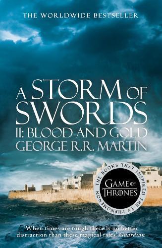 A Storm of Swords: Part 2 BloodandGold