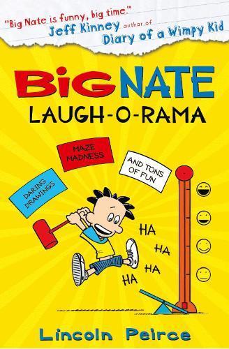BigNate:Laugh-O-Rama