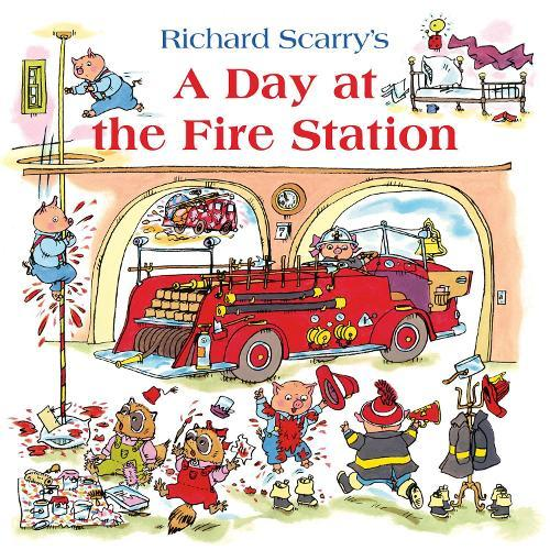 A Day at theFireStation