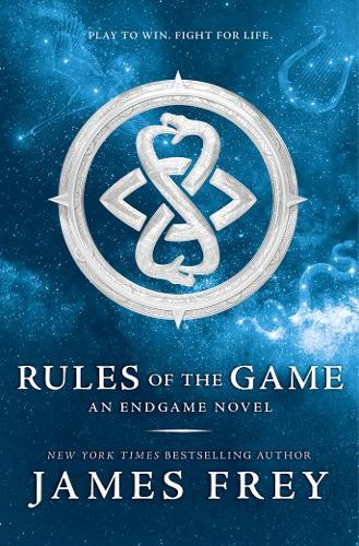 Endgame Book 3: Rules of the Game