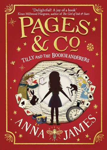 Pages & Co: Tilly and the Bookwanderers (Book 1)