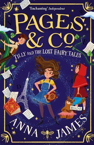 Pages & Co.: Tilly and the LostFairyTales