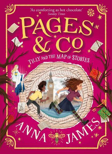 Pages & Co.: Tilly and the MapofStories