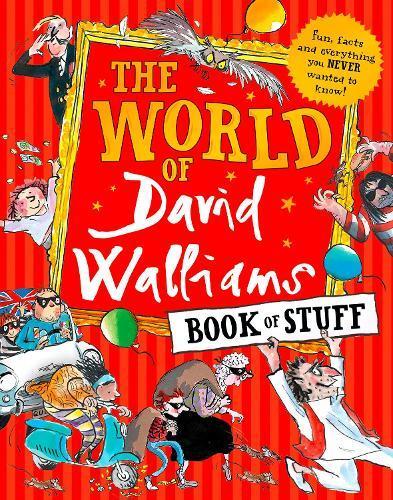 The World of David Walliams: Book of Stuff
