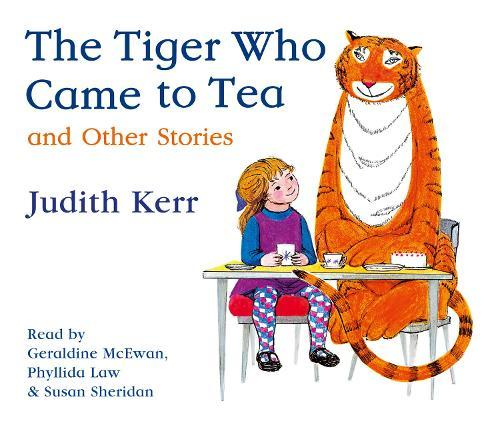 The Tiger Who Came to Tea & OtherStories(Audiobook)