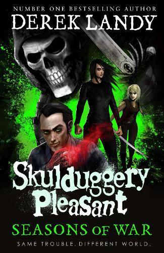 Seasons of War (Skulduggery Pleasant,Book13)