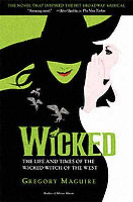 Wicked Musical TieInEdition