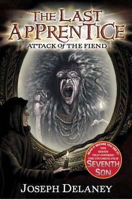 The Last Apprentice: Attack of the Fiend(Book4)