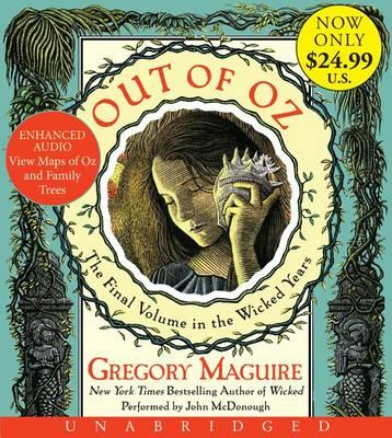 Out of Oz Unabridged Low Price CD