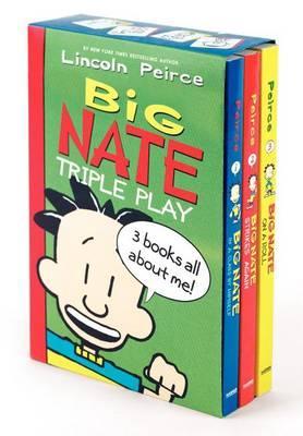 Big Nate Triple Play: Big Nate in a Class by Himself/Big Nate Strikes Again/Big Nate onaRoll