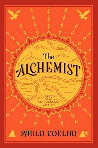 The Alchemist 25thAnniversaryEdition