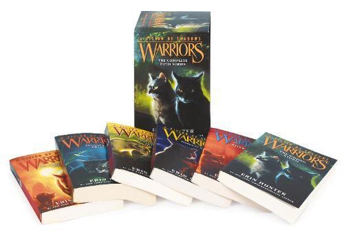 Warriors: A Vision of Shadows Box Set (Volumes 1-6)