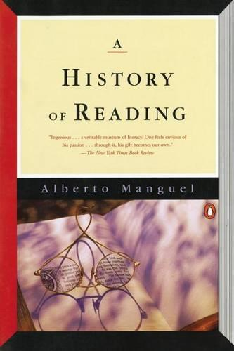 Manguel Alberto : HistoryofReading