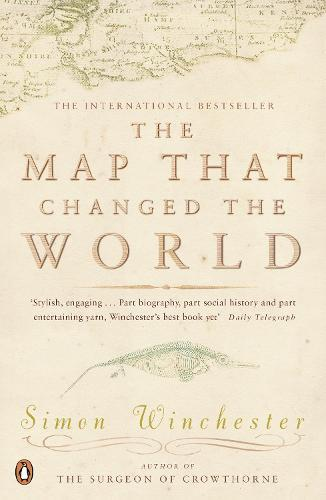 The Map That Changed the World: A Tale of Rocks, RuinandRedemption