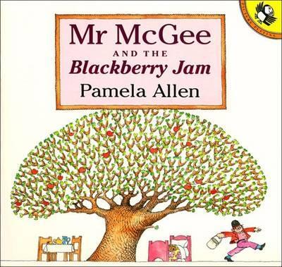 Mr McGee & theBlackberryJam