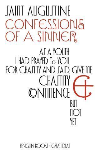 Confessions ofaSinner