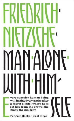 Man AlonewithHimself