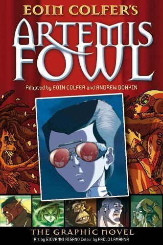 Artemis Fowl: The GraphicNovel