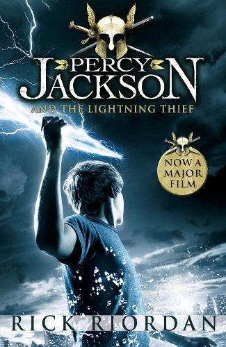 Percy Jackson and the Lightning Thief(FilmTie-in)
