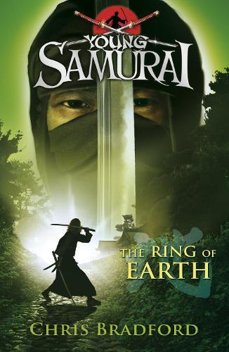 The Ring of Earth (Young Samurai,Book4)