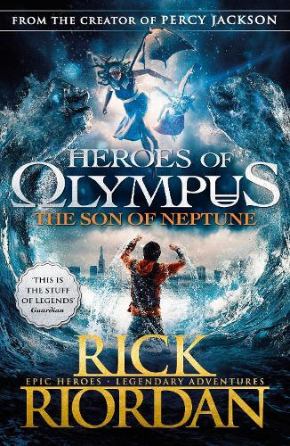 The Son of Neptune (Heroes of Olympus Book 2) by Rick Riordan ... f6e3c0994b953