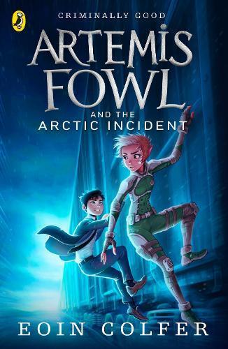 Artemis Fowl and TheArcticIncident