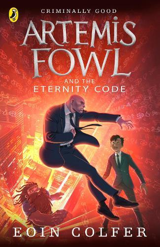 Artemis Fowl and theEternityCode