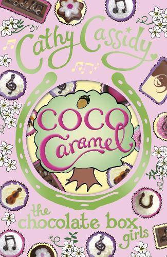 Chocolate Box Girls:CocoCaramel