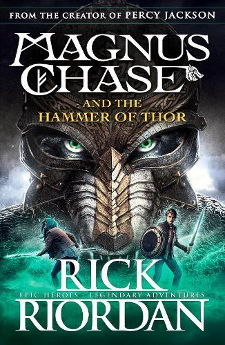 Magnus Chase and the Hammer of Thor(Book2)
