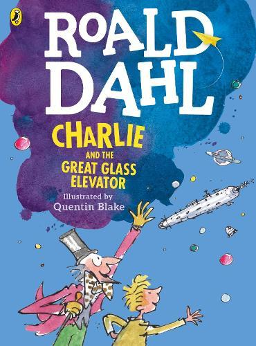 Charlie and the Great Glass Elevator(colouredition)