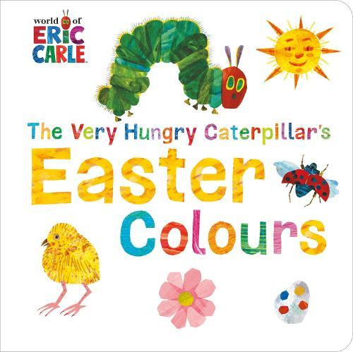 The Very Hungry Caterpillar'sEasterColours