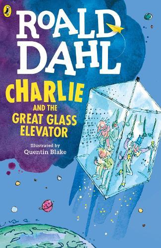 Charlie and the GreatGlassElevator