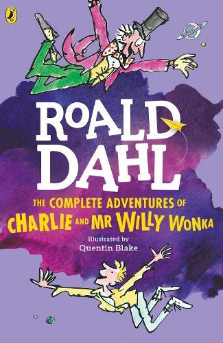 The Complete Adventures of Charlie and MrWillyWonka