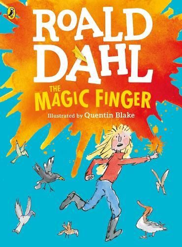 The Magic Finger:(ColourEdition)