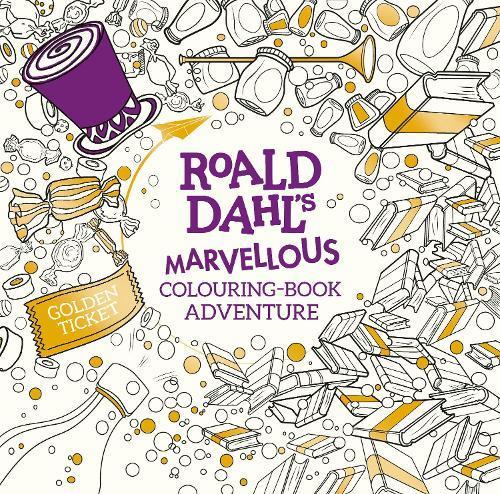 Roald Dahl's MarvellousColouring-BookAdventure