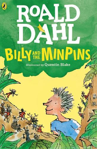 Billy and the Minpins (illustrated byQuentinBlake)
