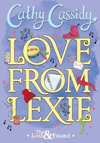 Love from Lexie (The LostandFound)