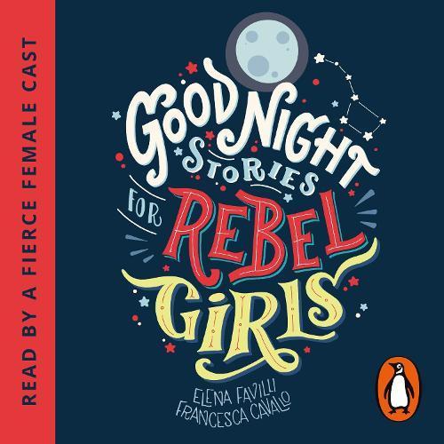 Good Night Stories for RebelGirls(Audiobook)