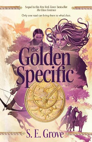 The Golden Specific: Mapmakers Trilogy(Book2)