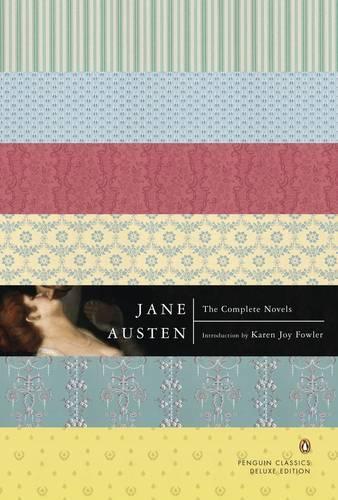 The Complete Novels Of Jane Austen (Penguin ClassicsDeluxeEdition)