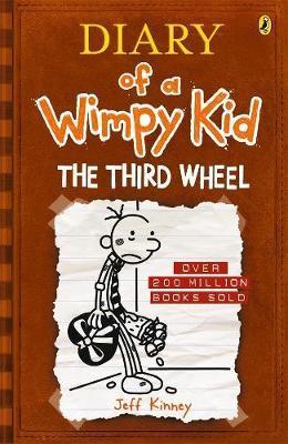 The Third Wheel: Diary of a WimpyKid(BK7)
