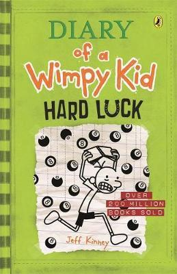 Hard Luck: Diary of a WimpyKid(BK8)