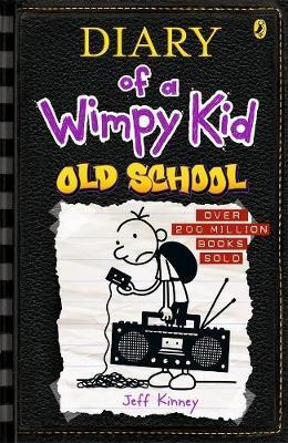 Old School: Diary of a Wimpy KidBook10