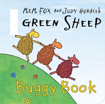 Green SheepBuggyBook