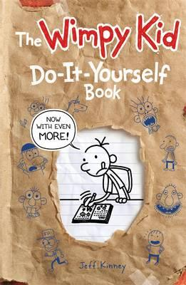 Do-it-Yourself Volume 2: Diary of aWimpyKid